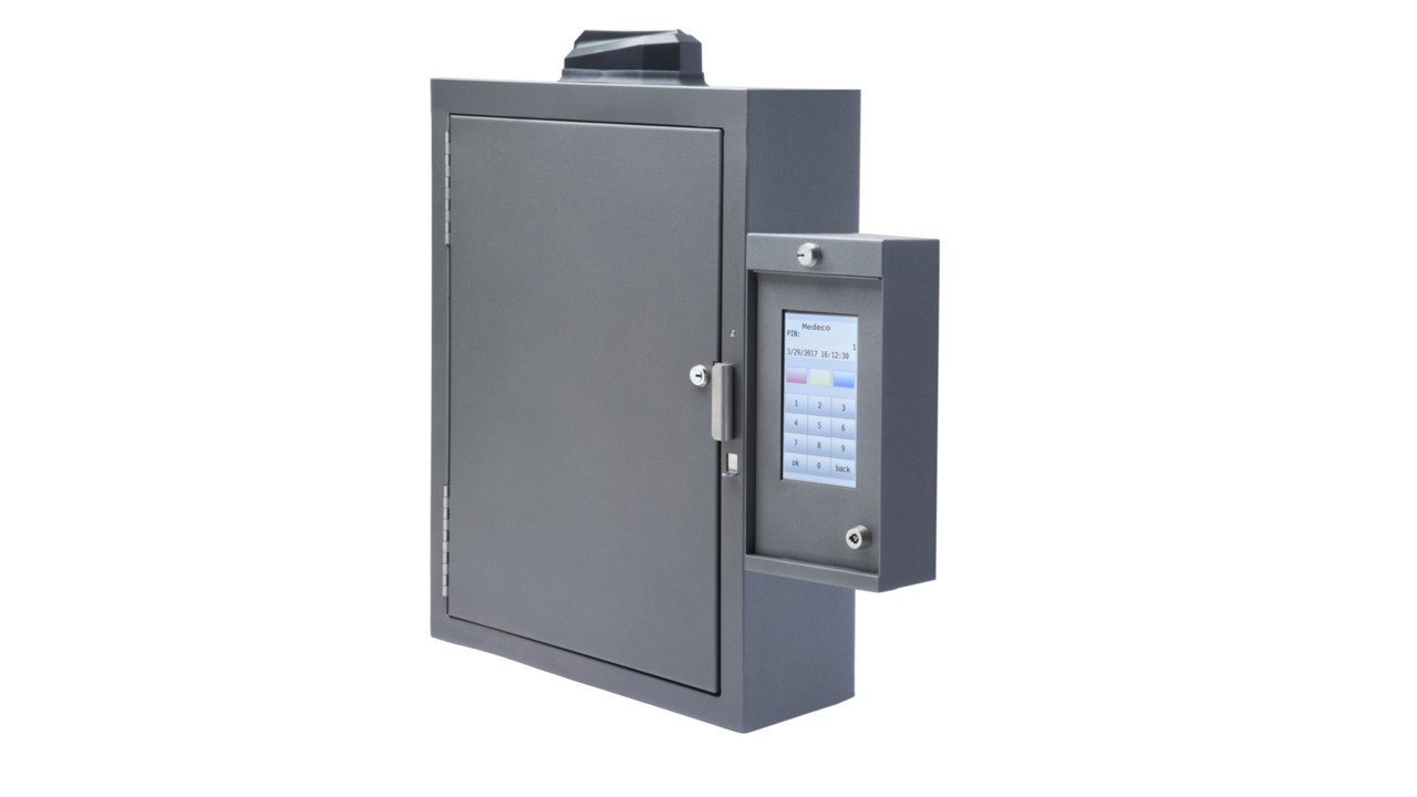 Medeco Xt Spc 32 Key Cabinet Locksmith Ledger