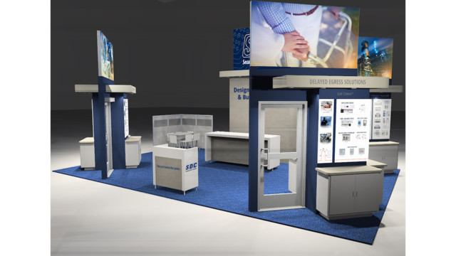 Sdc S Isc West Booth To Feature Full Size Access Control