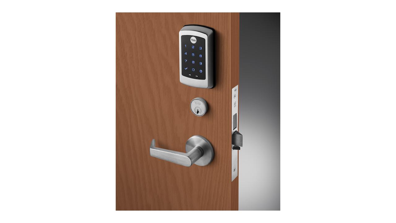 Yale Nextouch Sectional Mortise Lock Locksmith Ledger