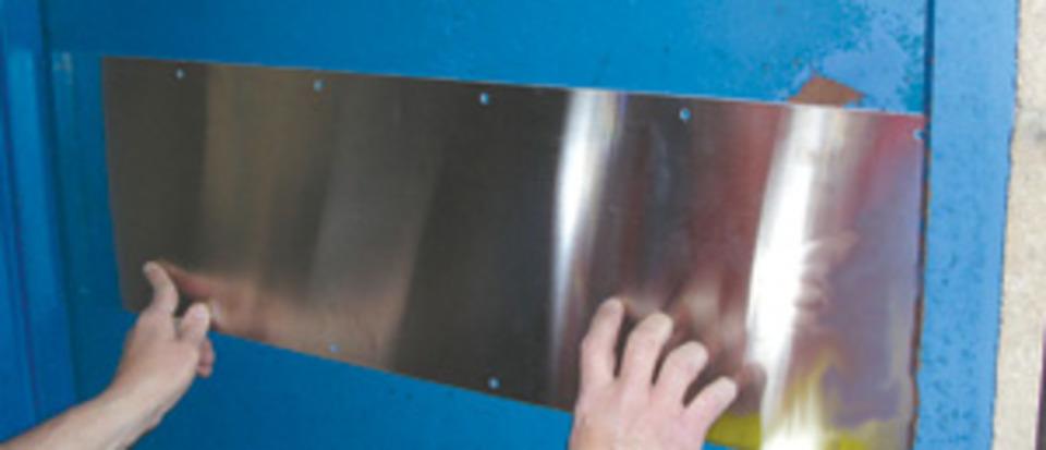 Vandal Resistant Installation