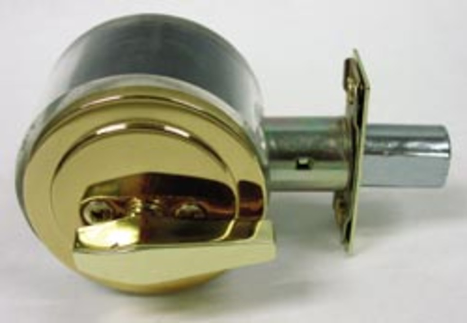New Key Changeable Lock From Hampton Products
