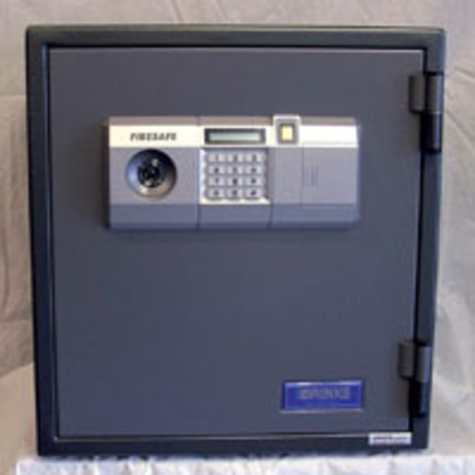 Brinks Touch 'n Open Biometric Safe