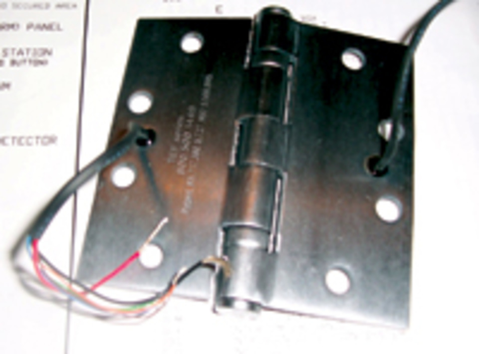 Specifying Electric Hinges