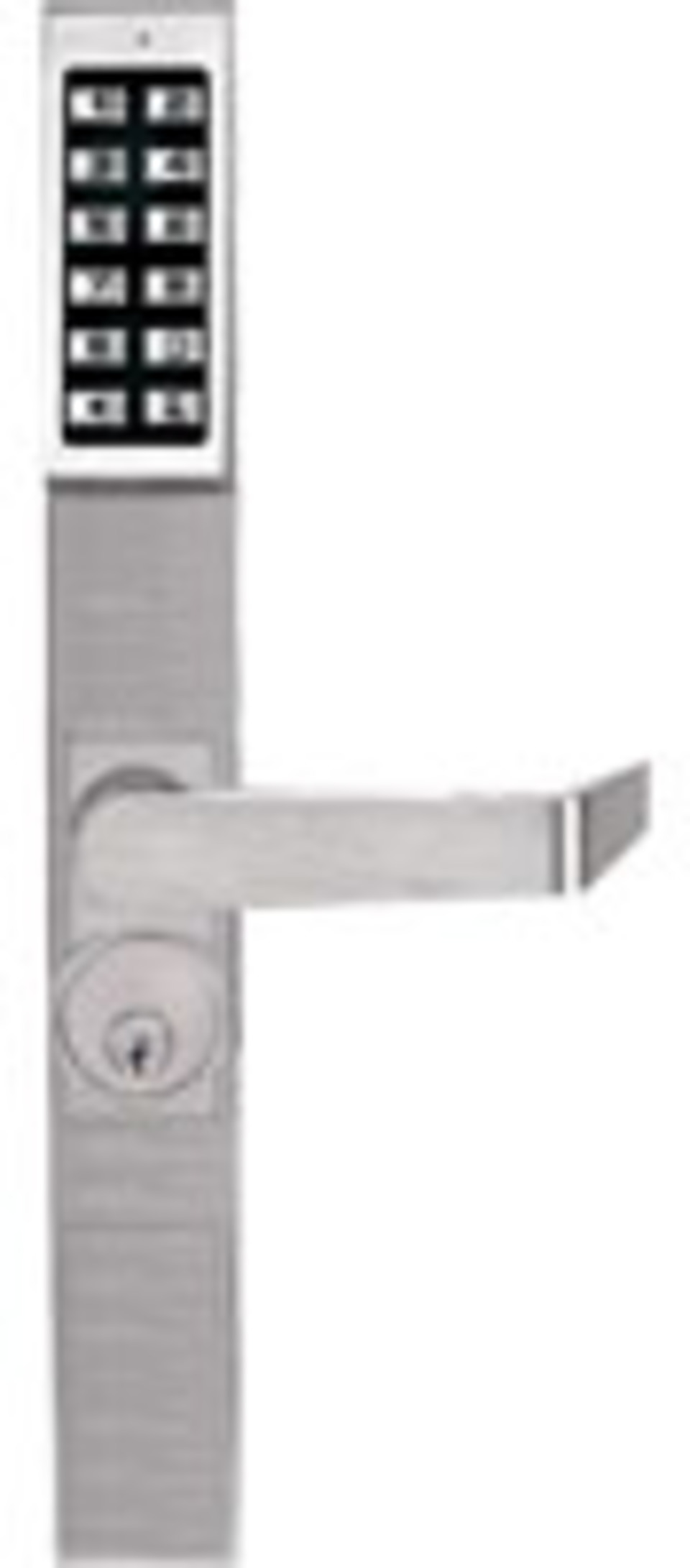Controlling Access With Alarm Lock's Trilogy Narrow Stile Locks