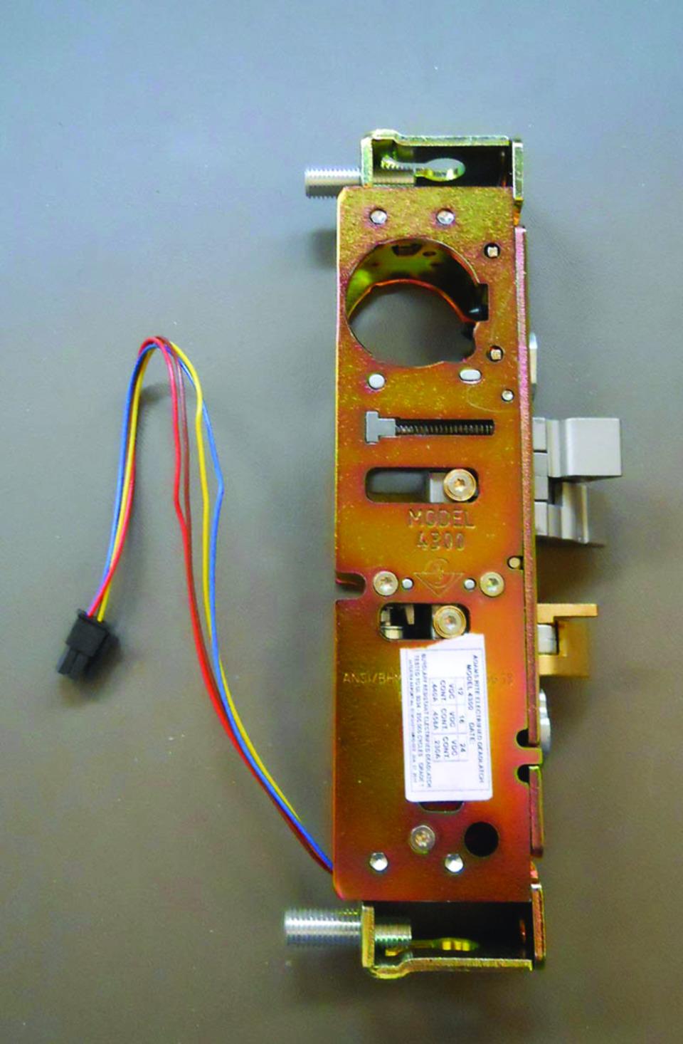 Use The Adams Rite Steel Hawk 4300 To Electrify An