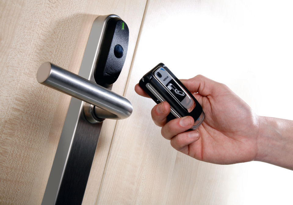 Near Field Communication for Access Control