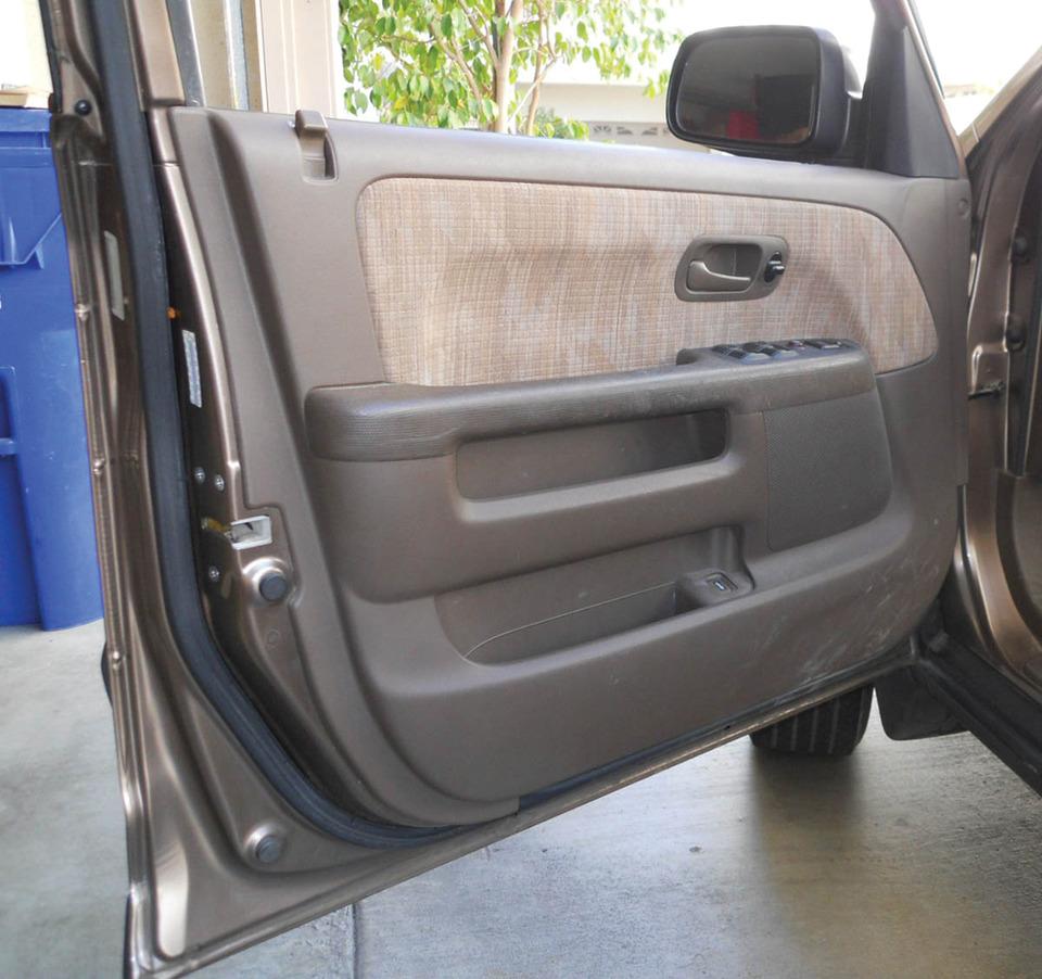 2002 Honda Cr V Door Lock Replacement