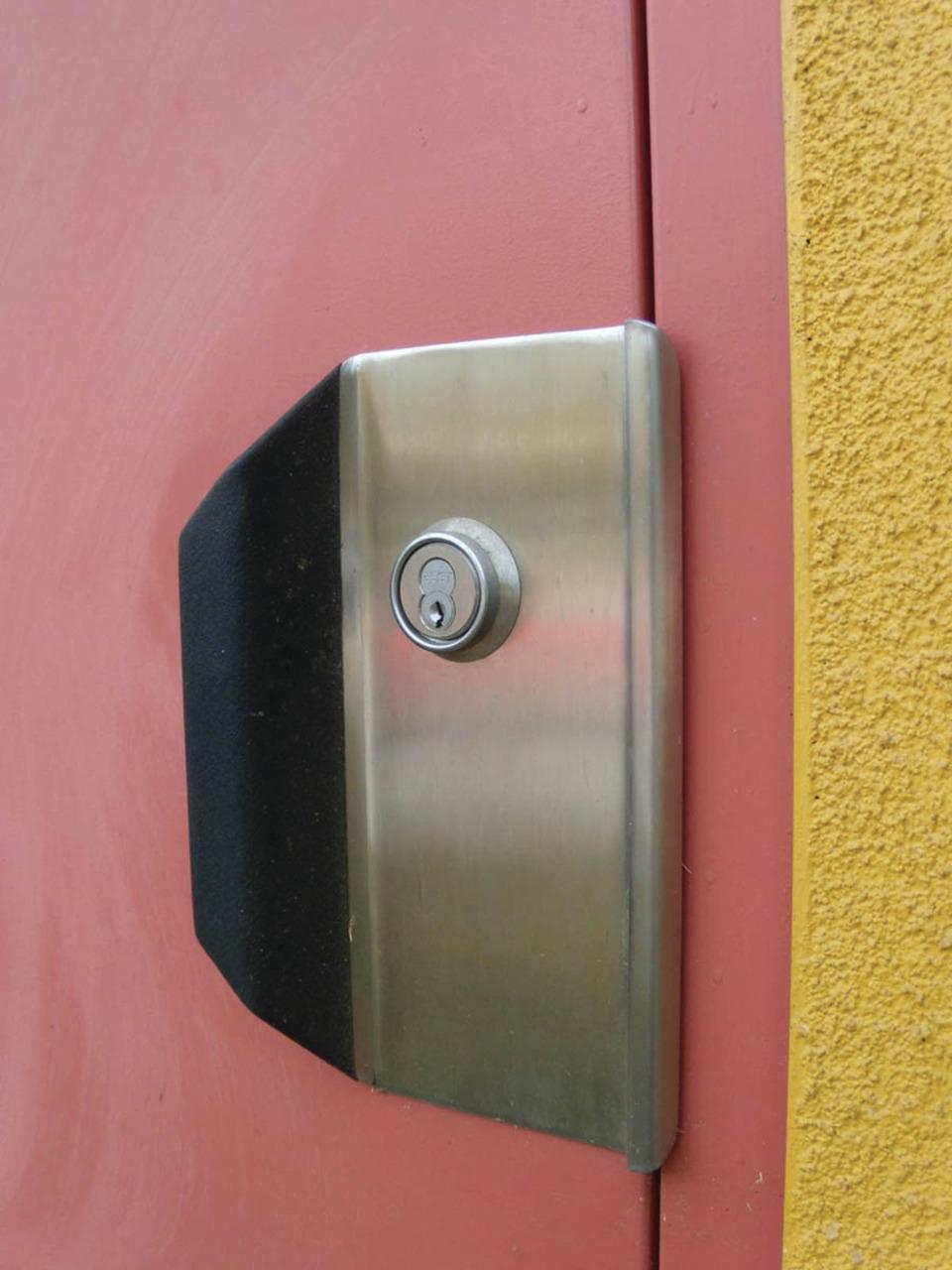 Adding Door Protection