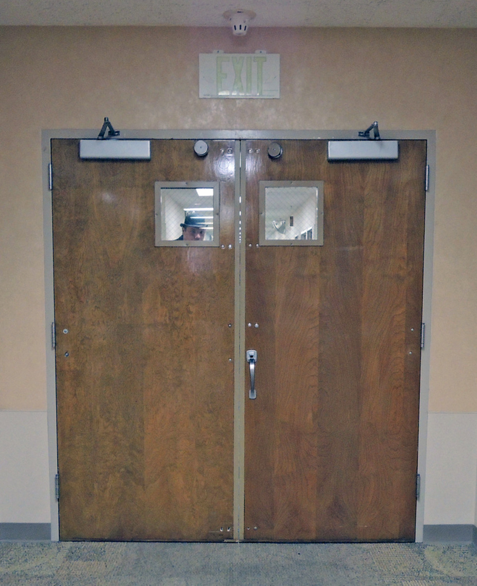 Fire rated openings hardware and examples - What is a fire rated door ...