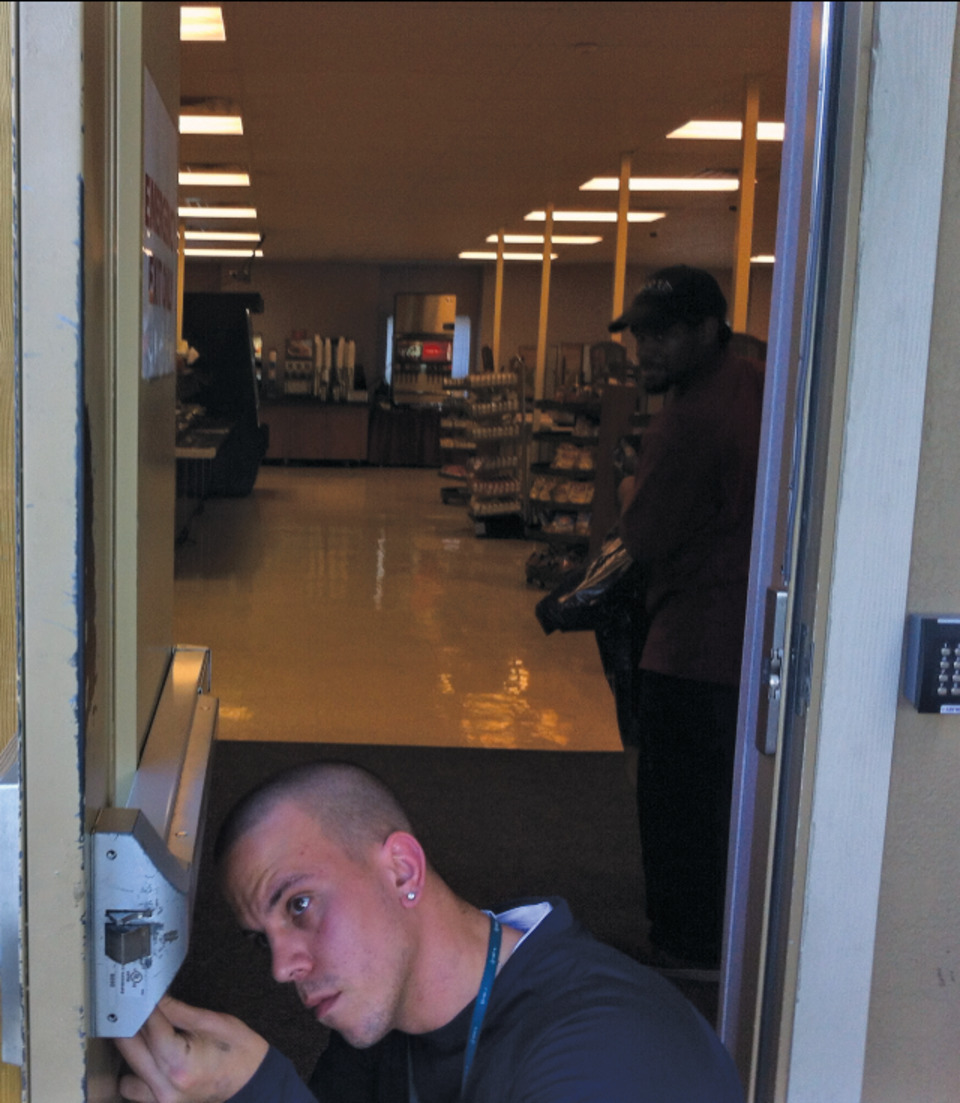 A Day In The Life Of A Military Locksmith