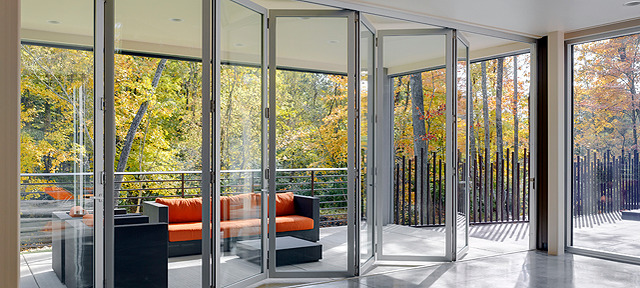 LaCantina Doors Blend Performance And Design In A New Class Of Multi Slide