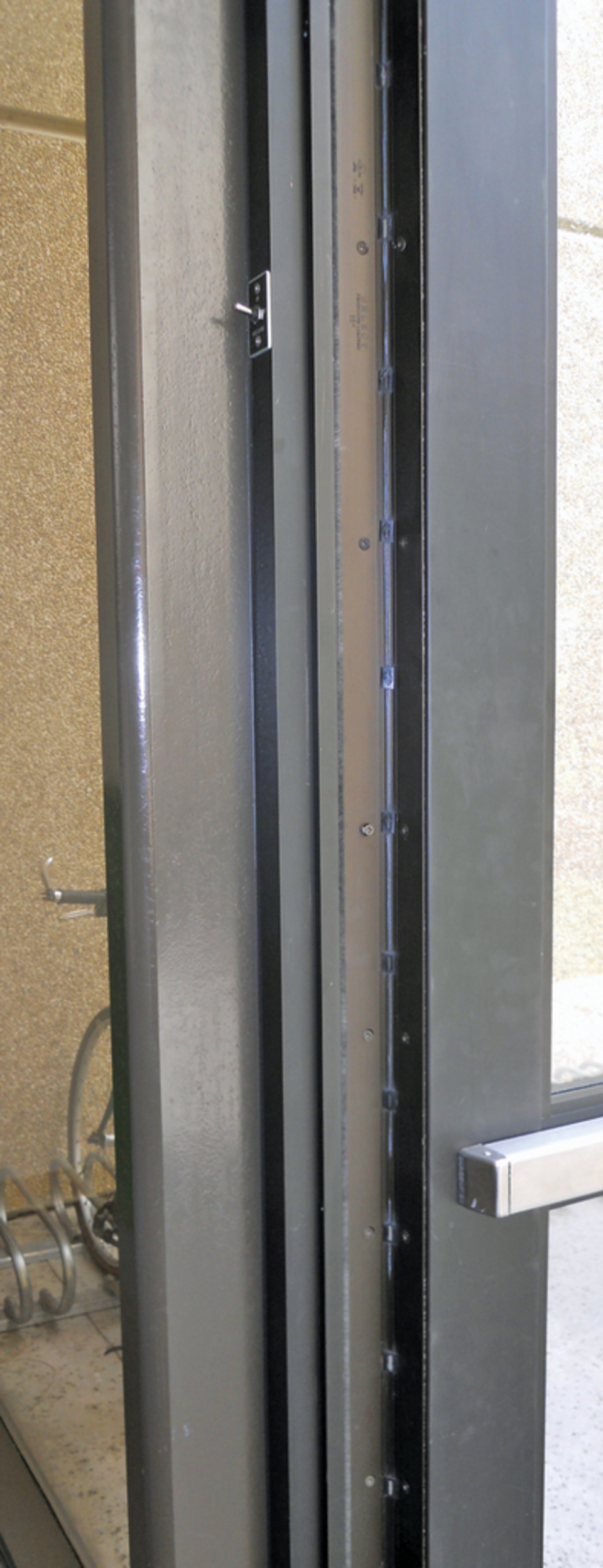Servicing And Upgrading Storefront Doors