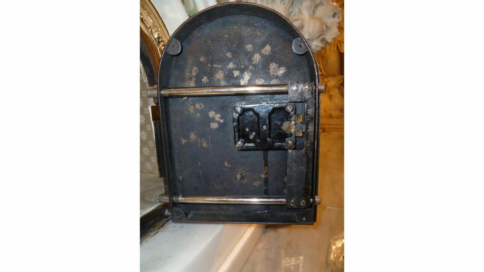 Tabernacle Lock Restoration