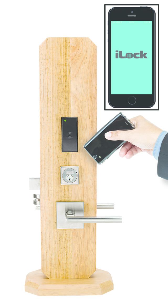 Alarm Lock Systems, Inc  ArchiTech with Bluetooth LE & iLock App in