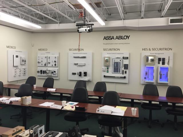 ASSA ABLOY and ALOA: Best-in-Class