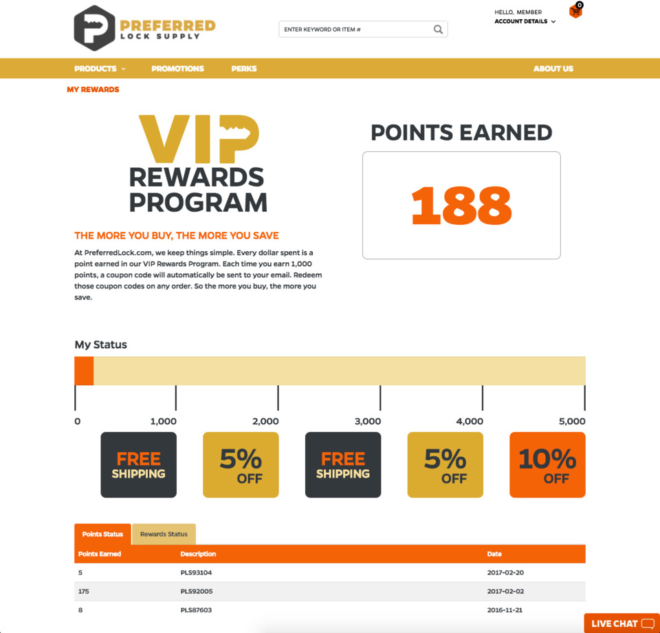 Distributor Profiles