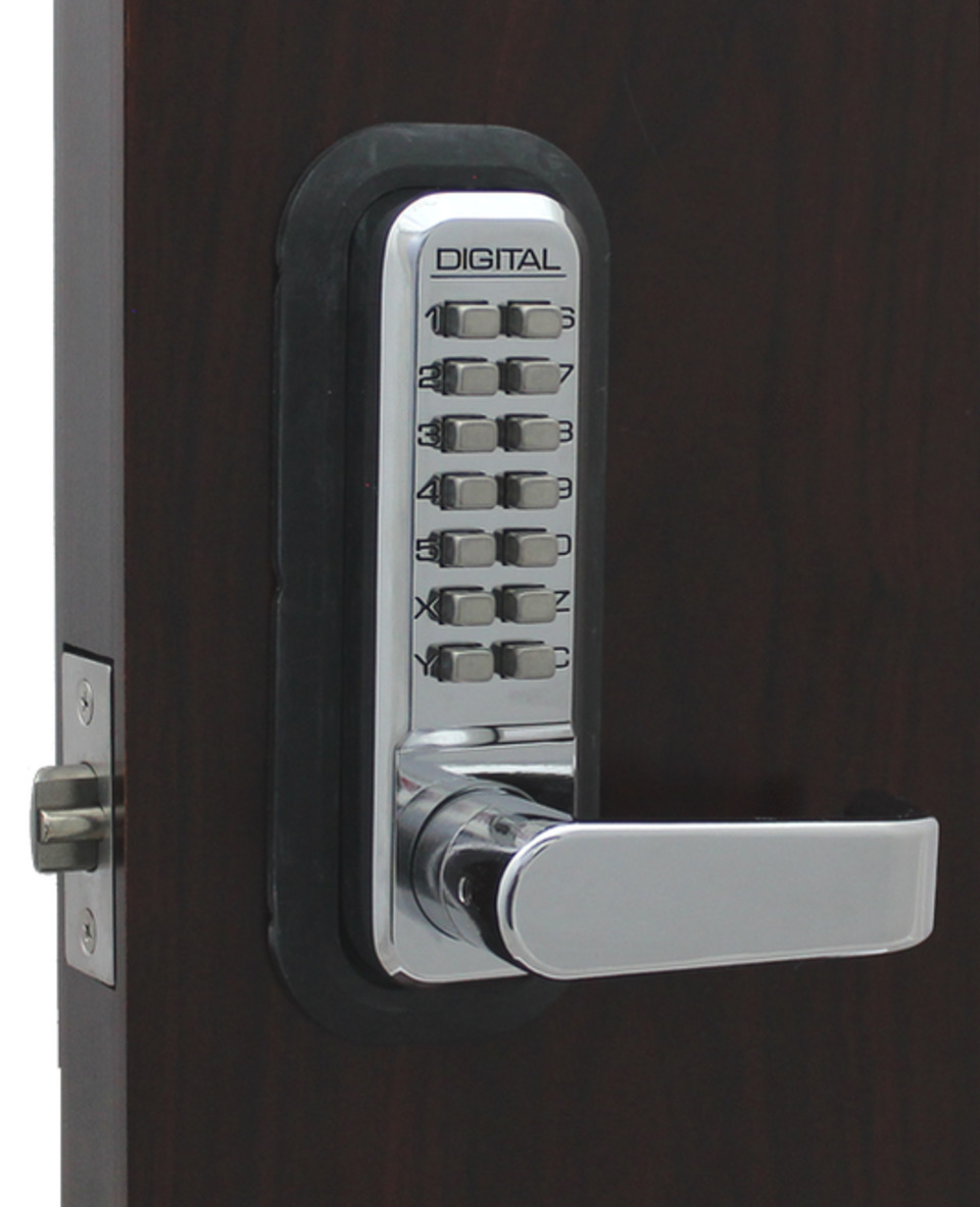 The Advantages Of Pushbutton Locks