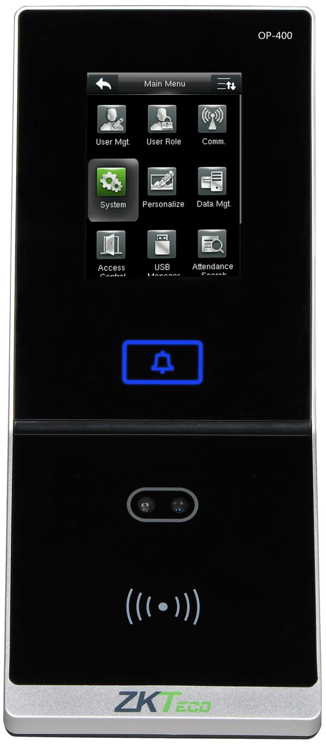 ZKAccess ZKTeco USA OP-400 in Biometric access control
