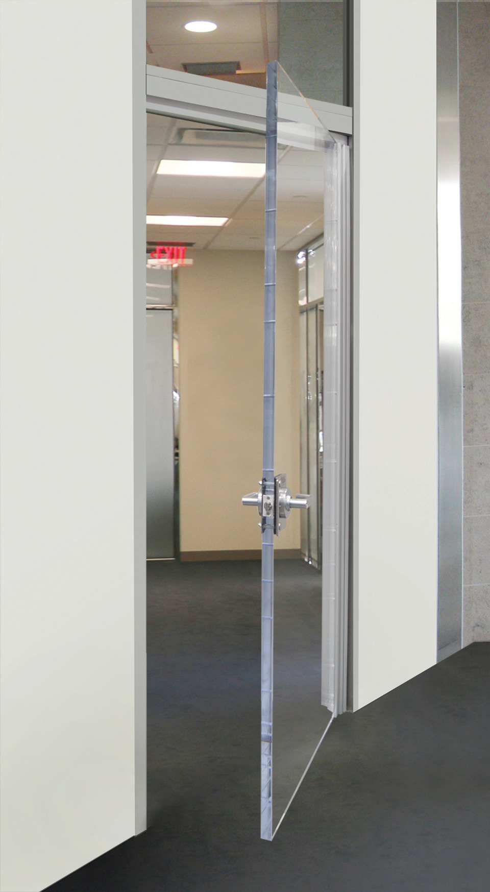 Continuous Hinges: Ensuring a More Secure, Fire Code