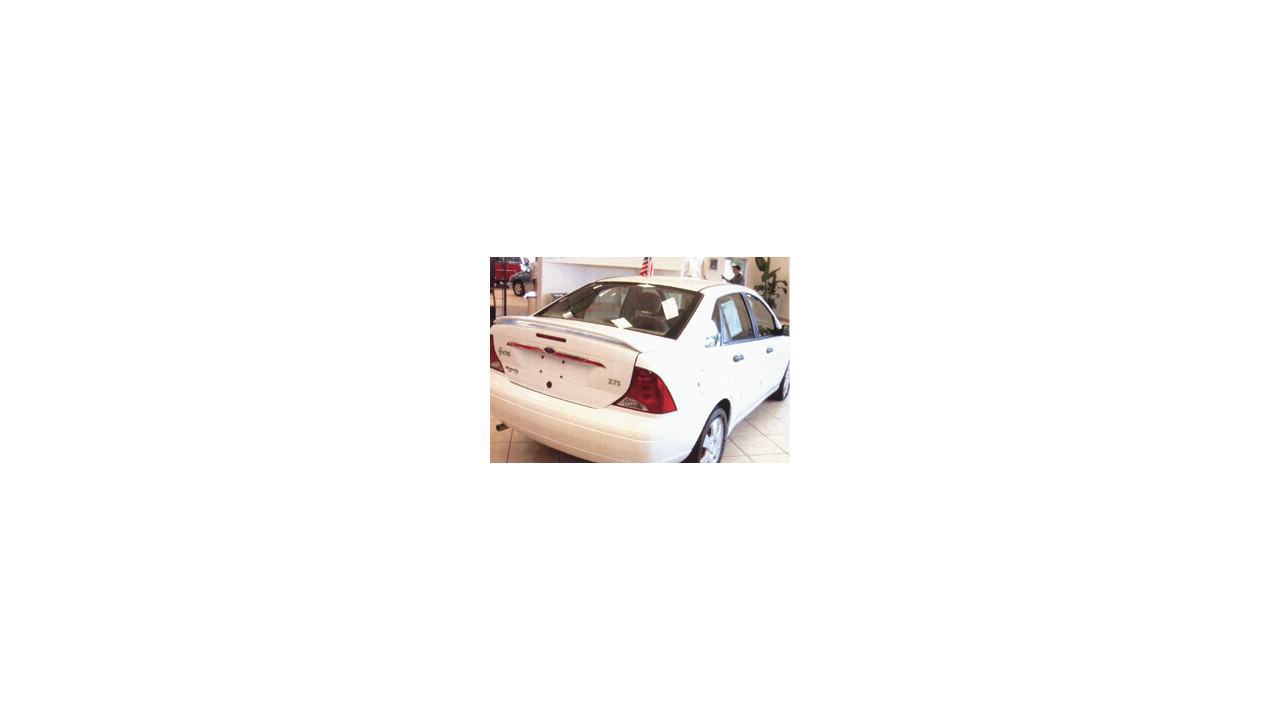 Ford focus trunk latch problem