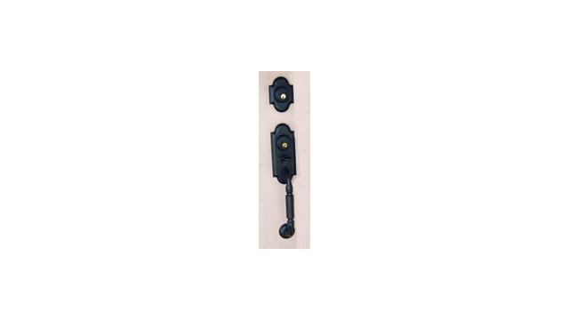 Installing the Baldwin Ashton Two-Point Lockset