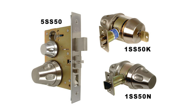 Institutional Life Safety Locksets