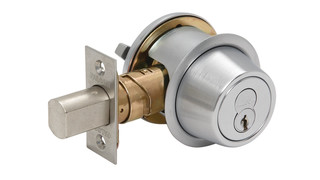 D Series Deadbolt