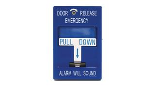 SDC 492 Emergency Door Release