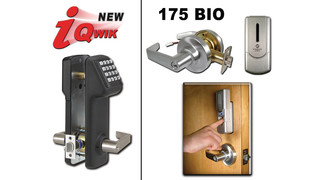 i-Qwik & 175 Bio Biometric Access Control