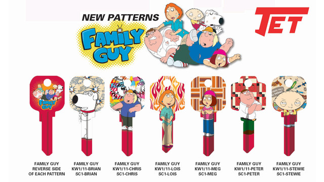 Family Guy Keys