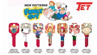 Family Guy Keys
