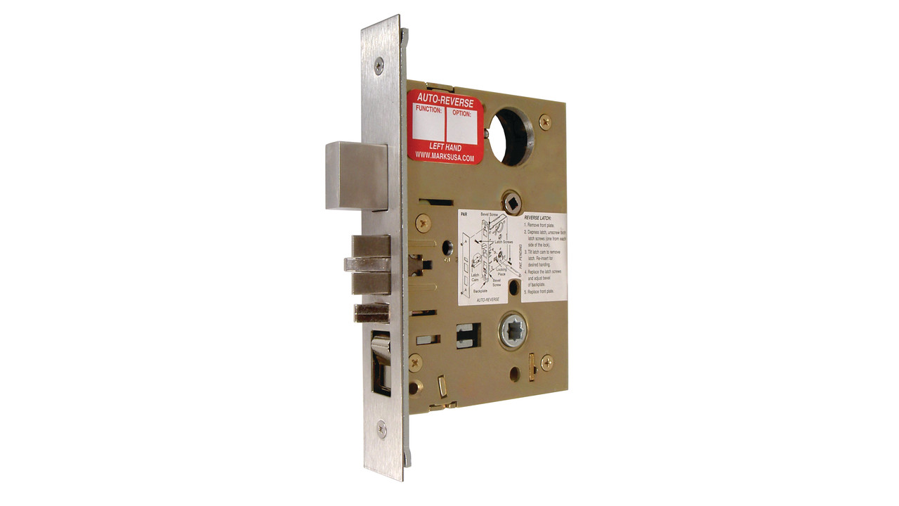 5 Series Mortise Lock Locksmith Ledger