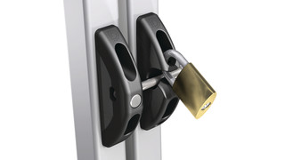 T-Latch Gate Lock