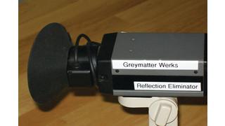 MRB reflection eliminator