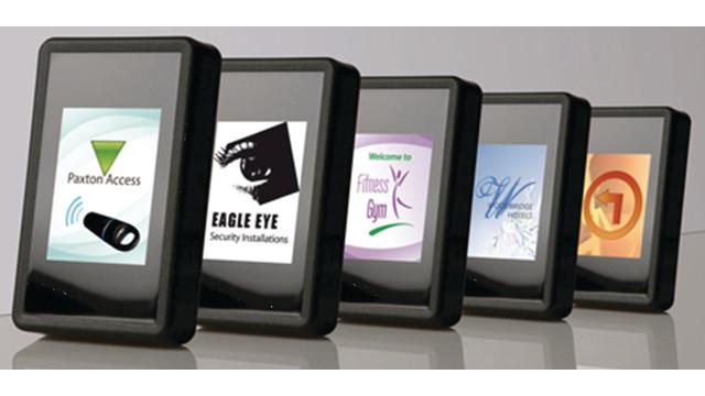 LCD Graphics Reader