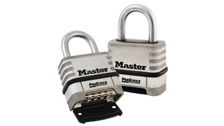 ProSeries® Resettable Padlocks