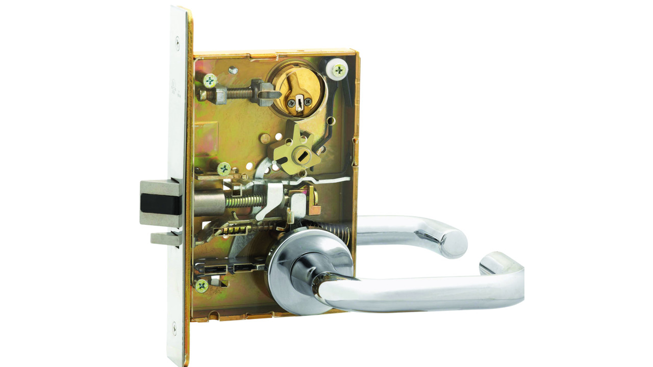 Changeable Function Mortise Locks Locksmith Ledger