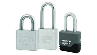 Stainless Steel Solid Padlocks