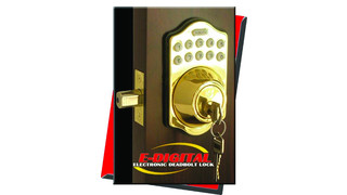 E-Digital Electronic Deadbolt