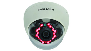 Mid-Sized Vandal Dome Cameras