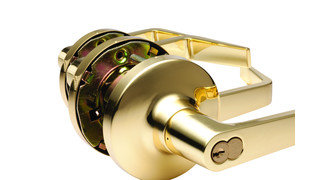 Cylindrical And Mortise Lock Functions