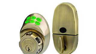 Electronic Door Hardware For Residences