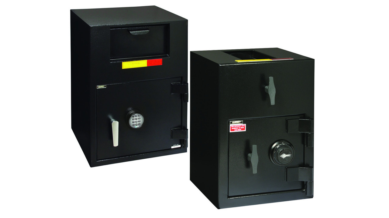Amsec Depository Safes Locksmith Ledger