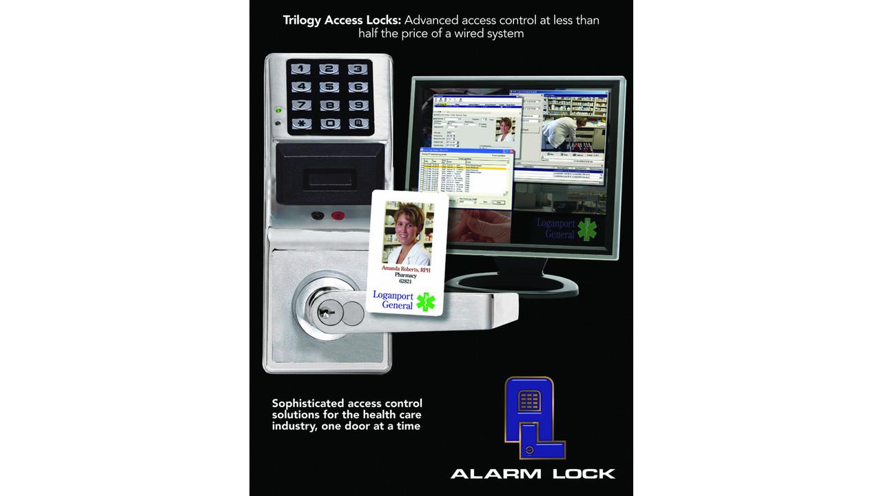 Hospital Products Brochure Locksmith Ledger