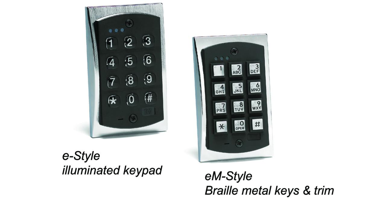2000 Series Keypads Locksmith Ledger