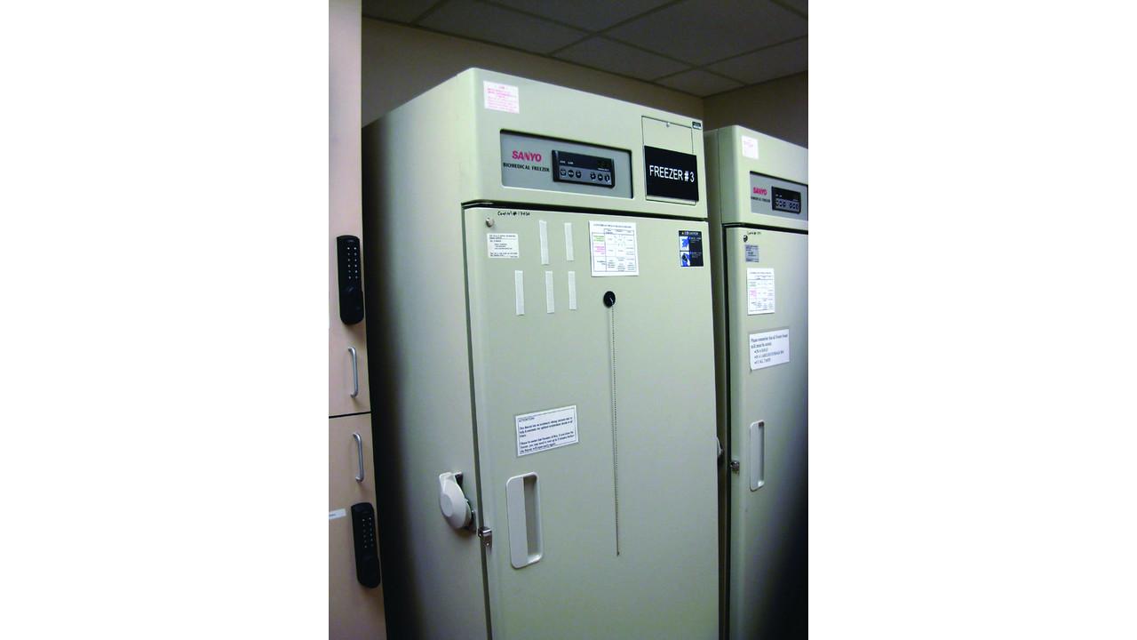 Installing The Compx Horizontal Mount Refrigerator Lock
