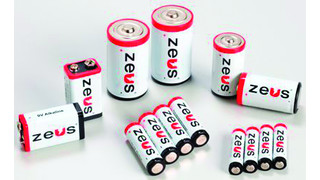ZEUS Alkaline Batteries (AA, AAA, C, D, 9 Volt)
