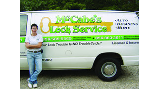 Q&A: Locksmith Vicki McCabe