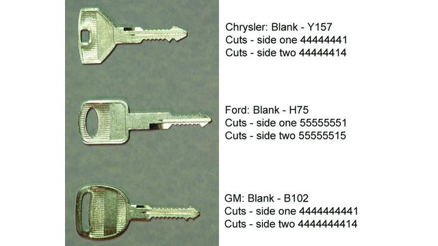 What Are The Marshal Keys? | Locksmith Ledger
