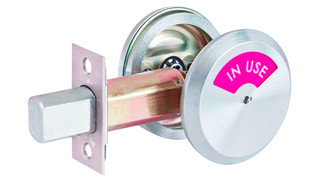 E Series Occupancy Indicator Deadbolt